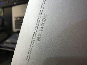 capac spate a1466 macbook air