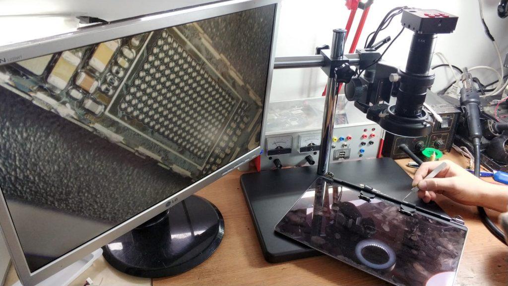 strat 2 display coprocessor apple macbook a1705 artefacte