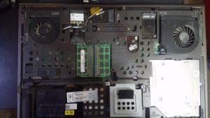 interior dell precision m6600