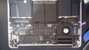 interior apple macbook a1502