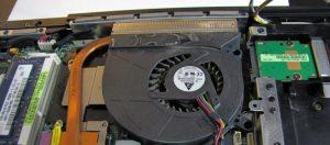 Curatare laptop si inlocuire pasta termica Asus K50i