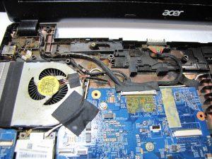 cooler placa de baza acer v5-571
