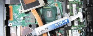 Curatare laptop si inlocuire pasta termica HP Probook 6560B