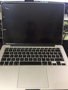 display defect macbook apple pro 13 retina a1502
